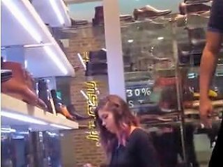 Candid Shoe Shopping At The Mall Free Porn B8 Xhamster