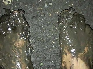 Walking Around Barefoot In The Mud Free Porn A8 Xhamster
