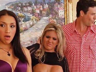 Lesbian Teen Orgy Parody Bros Porn Video A1 Xhamster