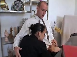 French Beurette At The Office Free At The Office Porn Video