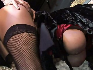Really Perverted Kinky Orgy Party With Extremely Horny Busty Sluts