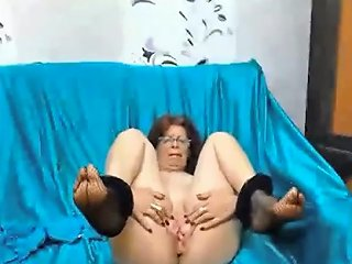 This Granny Has Got A Banging Body And That Ass Is Begging To Get Fucked