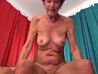German Granny Got Some Tricks Free German Free Porn Video