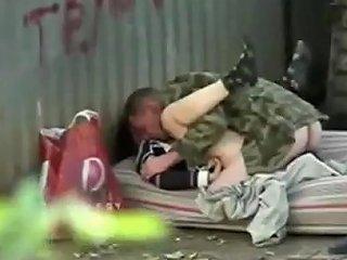 Russian Homeless Fuck Outdoor Free Outdoor Fuck Porn Video