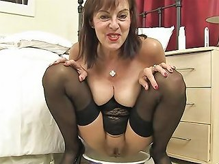 Kinky Mother Loves Pissing Bananas And Buttplugs Porn F8