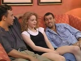Pale Irish Redhead Teen Fucked By Two Guys Free Porn 71