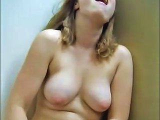 Haley Masturbating In A Changing Room