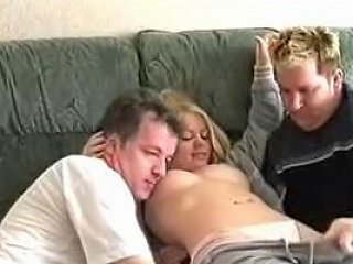 Amateur Mature Blond Mmf Threesome Porn 0a Xhamster