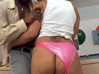 Beautiful And Sexy Huge Big Large Black Hispanic Ass
