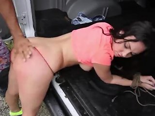 Property Sex Hot Teen Car Problems In The Middle Of Nowhere In Florida