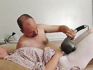 Pulsating Vibrator Orgasm Getting Fucked In Mormon