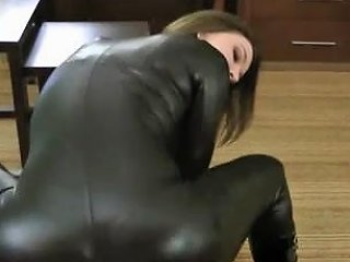 Leather Whore Free Pov Porn Video Cf Xhamster
