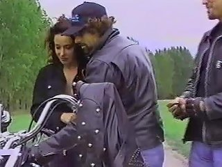 Hungarian Hitchhiker Banged By Two Bikers Free Porn E2