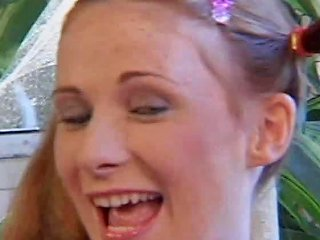 Freckles Redhead Ponytail Teen Alison Fucked Free Porn A0