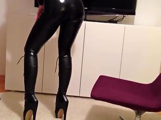 Mask Catsuit Ballet Boots Corset Free Porn 26 Xhamster