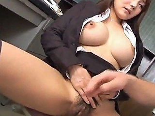 Mei Sawai With Big Tits Is Fucked In Beaver More At Hotajp Com
