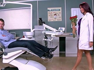 Brazzers Doctor Adventures Monique Alexander Danny D Sexy Dentist Knows The Drill Txxx Com