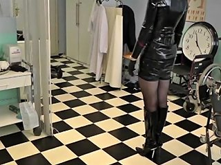 Absolutely Usual Sunday Rubber Training Cheyenne De Muriel