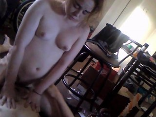 Teens Rides Cock Like A Pro