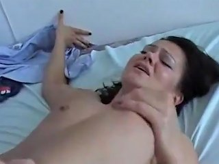 Painfull Anal For This Submissive Brunette Any Porn