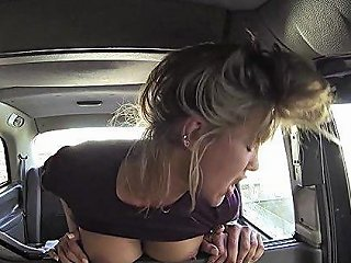 Have A Look At Wild Sex In Fake Taxi Film