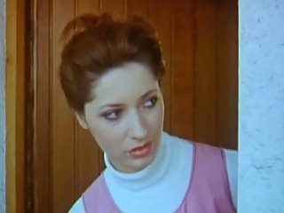 Heisse Loecher Geile Stecher German Vintage Trailer 1979
