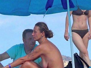 French Puffy Holiday Topless Incredible Ibiza Free Porn Bc
