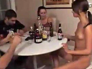 College Play Strip Poker Free College Strip Porn Video 17