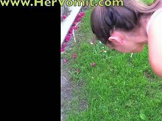 Vomit Girls Compilation Puking Puke Gagging Gag