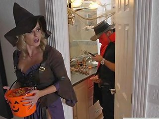 Busty Stepmommy Doggystyled In A Costume Porn D3 Xhamster