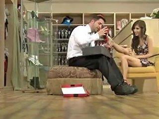 Lucky Shoe Salesman Free Up Skirt Porn Video 07 Xhamster