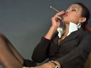 Blouse Collar Up Smoking Girl Free Up Blouse Porn Video Ba