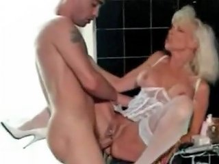 My Sexy Piercings Mature Slut In Lingerie With Pierced