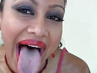 Tongue Girl Wants You To Cum Free Tongue Tube Hd Porn E2
