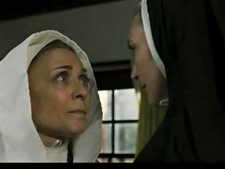 This Is The Secret Life Of A Sinful Blonde Lesbian Nun Drtuber