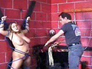 Flogged Fat Tits