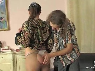 Anal Sex In Bizarre Positions