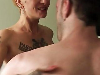 Inked Uk Skank Railed Rough In Ass By Maledom Free Porn 4b