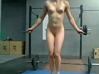 Home D20 Very Fit Girl Makinng Nude Sport Free Porn 03