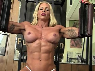 Pro Female Bodybuilder Big Tits Nice Pussy Nuvid