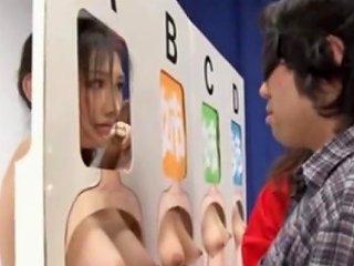 Japanese Hottie Fingered During Gameshow Porn Videos