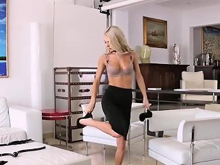 Big Tit Blonde Oiled Massaged And Fucked Hot Portuguese Teen Decide Your