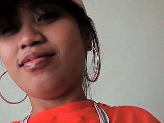 Filipina Bargirl Gets Licked And Fucked Drtuber