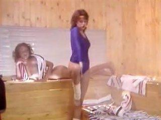 Vintage Porn Aerobic Lesbians In Sauna Porn 3b Xhamster