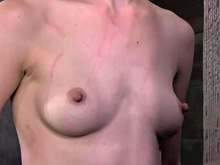 Bound Redhead Clamped During Nt By Maledom Free Hd Porn 5f