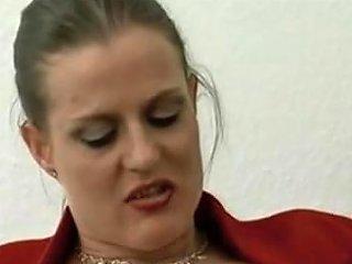 Voluptuous German Milf Fucked In Her Office Free Porn 00