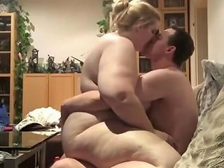 Crazy Bbw Wife Gets Rough Drilled By Her Boss After Work