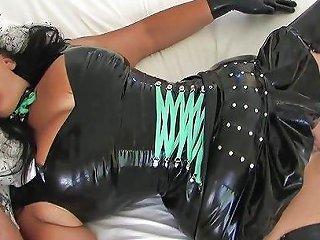 Slutty Mature Goth Fucked In Latex Pussy Cumshot Porn 78
