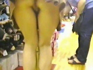 Shoe Shopping Flash Cireman Free Amateur Porn Video Aa