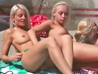 Lesbian Squirt Pool Table And Gets Caught Masturbating XXX The Best